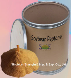 Livestock / Poultry Biochemical Supplements Soybean Peptone Powder Purity 70% SBC-PEPS70